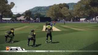 Don Bradman Cricket 14 PC Gameplay Sri Lanka vs Pakistan | 1080p