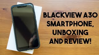 blackview A30 Unboxing Review!