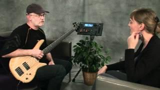 Roland VB-99 V-Bass System — Gary Willis Interview