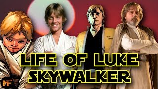 The Life of Luke Skywalker • Entire Timeline Explained (Star Wars)