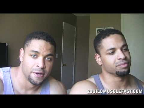 BODYBUILDING TIP: IMPORTANCE OF REST @hodgetwins