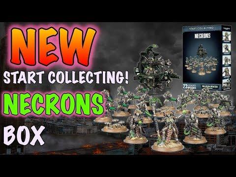 New Start Collecting Necrons Box