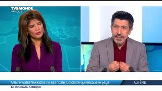Affaire Walid Nekkiche : le scandale qui secoue l'Algérie
