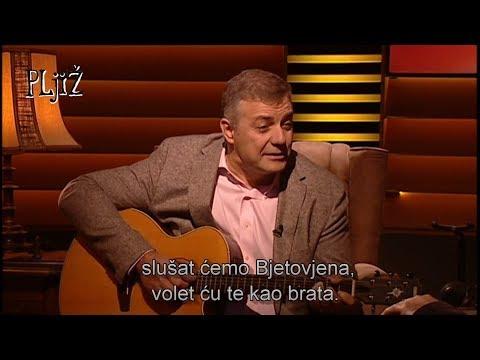 SONG 'Dok Palma njiše Zagreb'  (PLjiŽ 06 - 09.11.2018.)