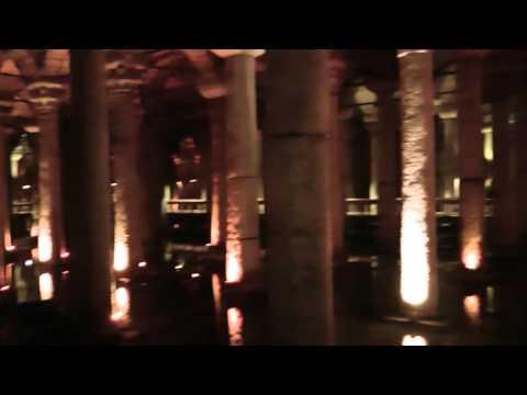 Basilica Cistern | Underground Cistern Istanbul