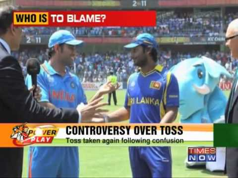 WC final: Row over double toss at Wankhede thumbnail