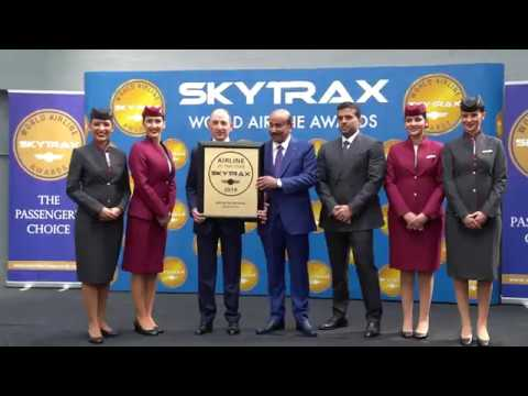 Skytrax Awards at Paris Airshow 2019