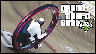 Monowheel | Gta 5 Mod Showcase
