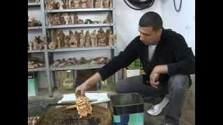 Watch How Bethlehem Olive Wood Gifts Are Made
