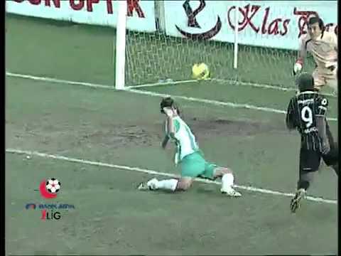 Bank Asya 1. Lig 13. Hafta Giresunspor 0 : 3 Denizlispor
