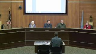 Brookings County Commission 2018-01-02