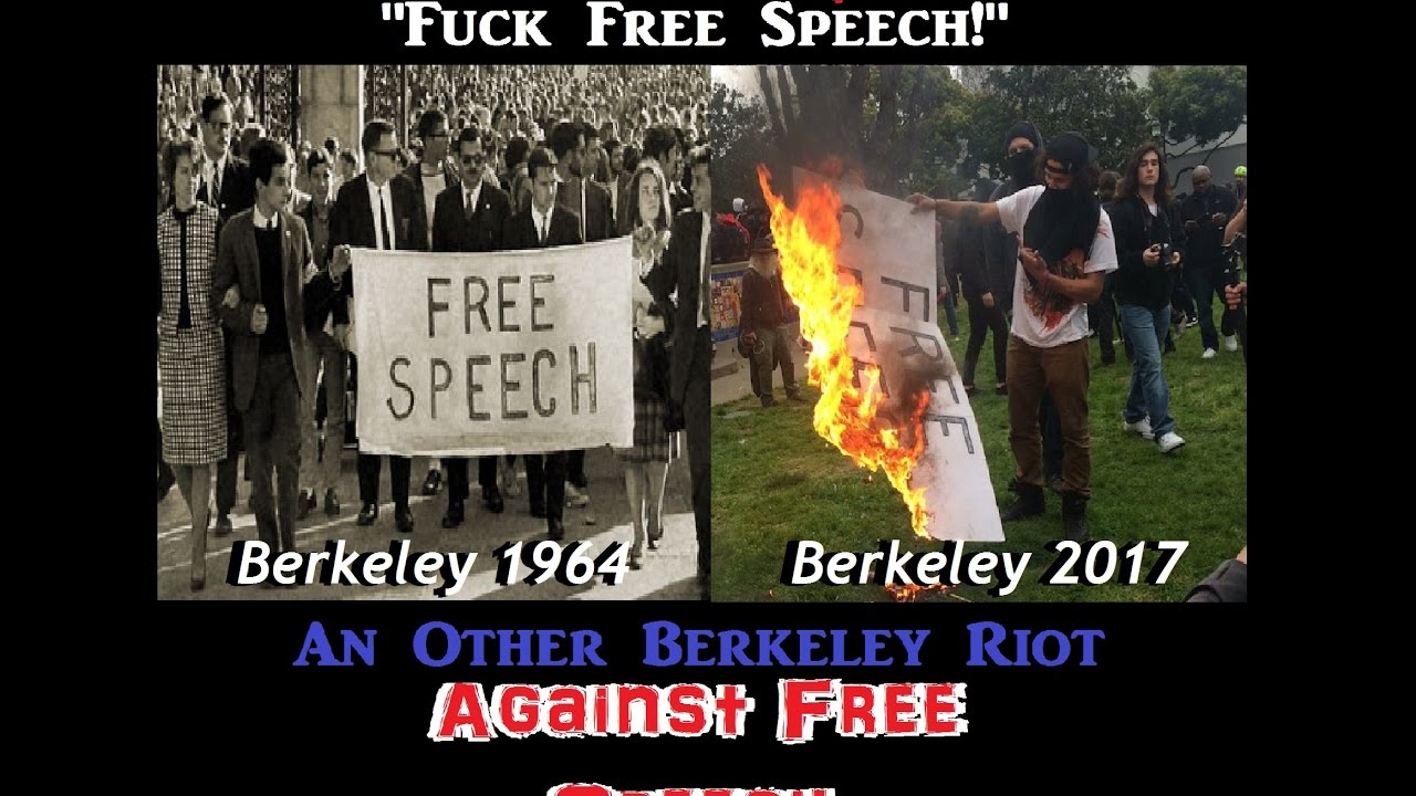 fuck free speech - a follow up - pastel bloc - yvette felarca