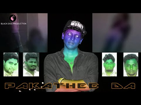 PAKATHEE DA | POLLACHI ISSUE | TAMIL RAP | 18+ Content - SAJAN | OFFICIAL MUSIC VIDEO