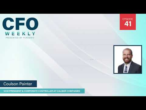 The Life and Career of a Controller: What You Need to Know w/Coulson Painter | CFO Weekly, Ep. 41