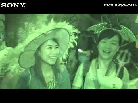Sony X Ocean Park Halloween 2008 (10/10 11:11PM)