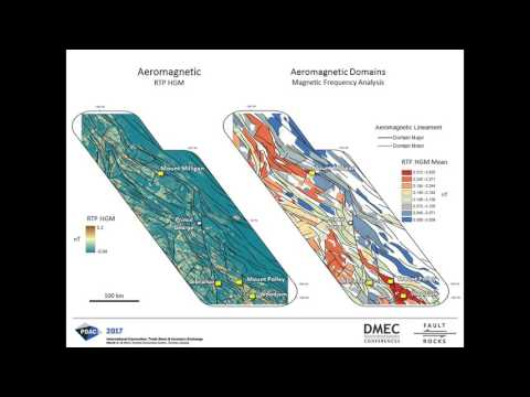 5- Public and Industry Geoscience Data for Mineral Exploration- Matias Sanchez, 2017