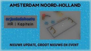Groot nieuws, een nieuwe update en event?! - ROBLOX Amsterdam Noord-Holland