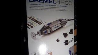 Обзор универсального инструмента Dremel 4200