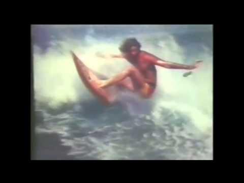 Mark Richards Surfing