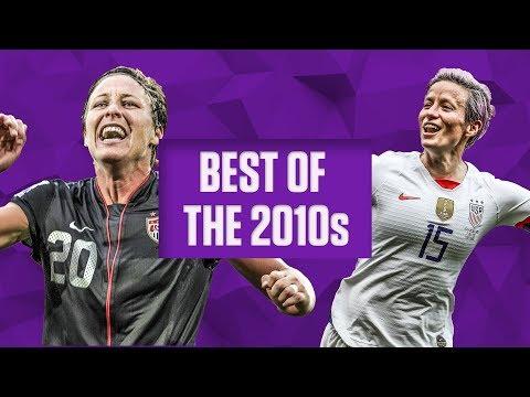 Abby Wambach, Carli Lloyd & Megan Rapinoe's Best USWNT World Cup Moments Of The Decade   ESPN FC