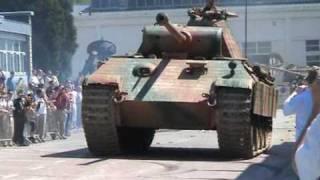 Panther tank 2008