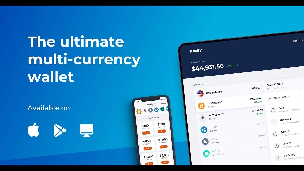 1 wallet for all cryptocurrencies