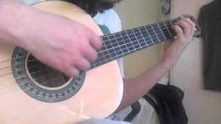 Hotel California -guitar cover