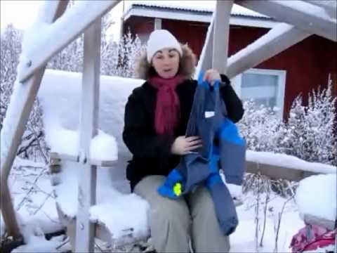 What Should Children Wear When Visiting Lapland - YouTube e5fa2ba1eba