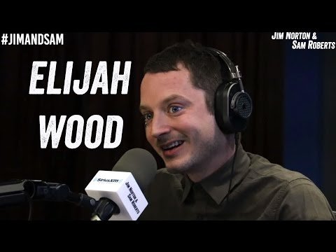 Elijah Wood - Milo Yiannopoulos, Media Bias, Political Divisiveness - Jim Norton & Sam Roberts