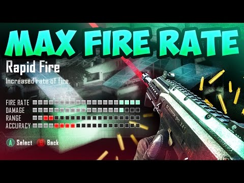 Bo2 SnD  MAX FIRE RATE!