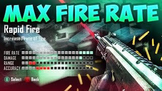 Bo2 SnD - MAX FIRE RATE!