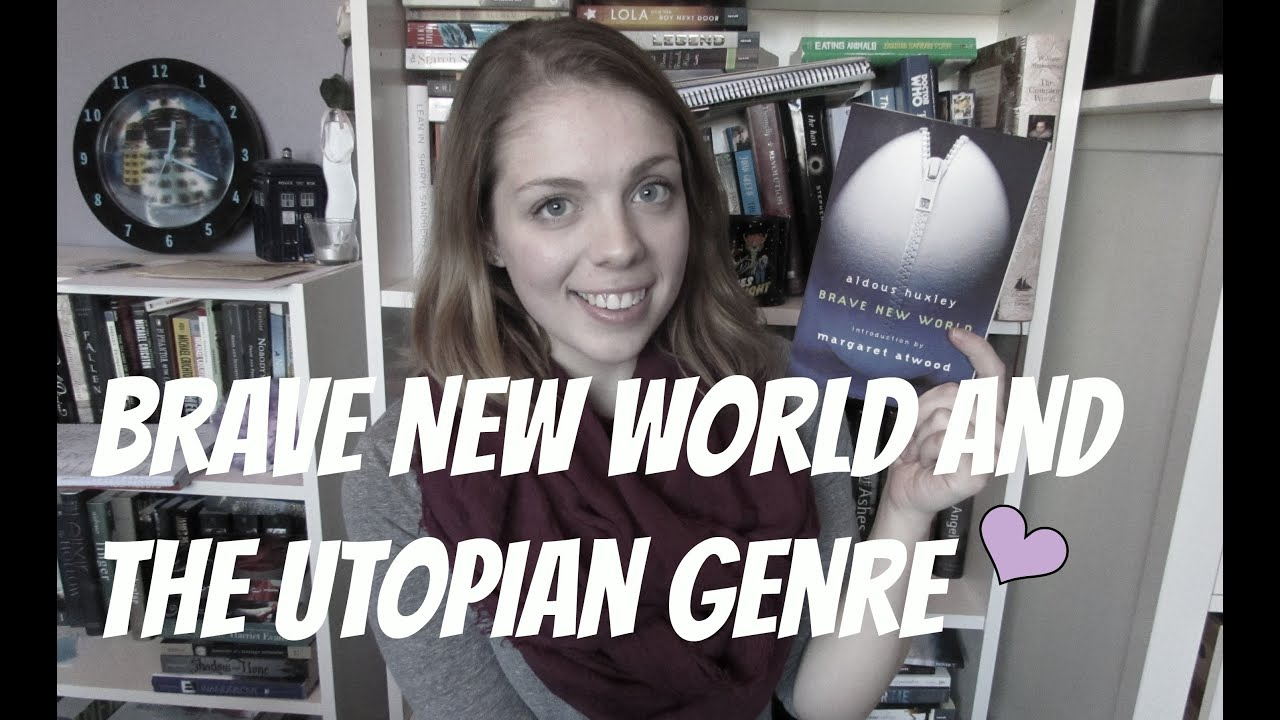 'Utopia' and 'Brave New World' Offer Choices for a Future Society