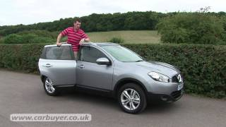 nissan Qashqai SUV (2007-2013) review - CarBuyer