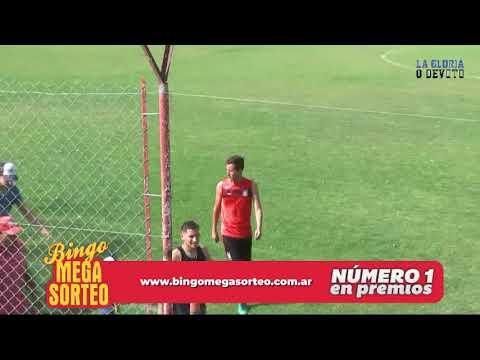Torneo Federal A   SANSINENA (GENERAL CERRI) Vs ALVARADO (Mar del Plata)   Zona Campeonato Fecha 2