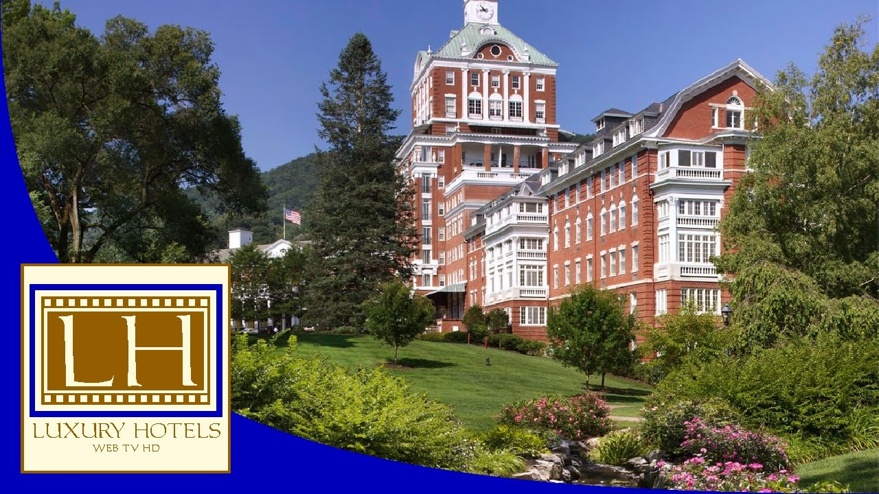 Luxury hotels omni homestead hot springs va