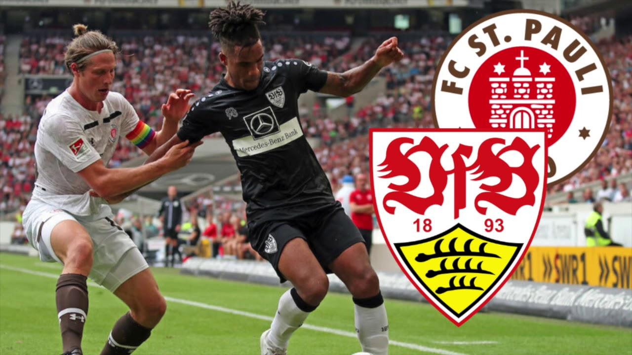 St Pauli Gegen Stuttgart
