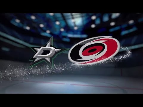 Dallas Stars vs Carolina Hurricanes - November 13, 2017 | Game Highlights | NHL 2017/18. Обзор матча