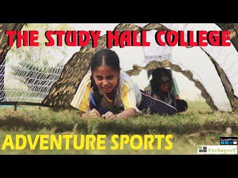 Adventure Sports | The Study Hall College | Rocksport Team | 2k17 | Go pro | Lucknow
