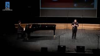 Tofiq Quliyev - Sene de Qalmaz |  Piano & Clarinet Duo