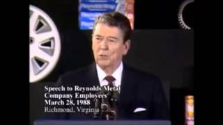Funny Ronald Reagan Moments