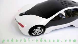 Портативная колонка-mp3 плеер Sport Car (USB, SD, FM, 3.5 мм) (Видео обзор) podarki-odessa.com