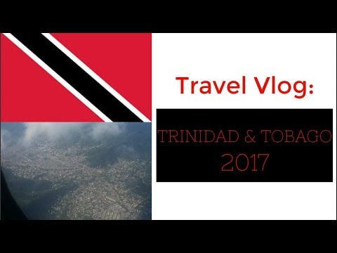 Travel Vlog: Trinidad & Tobago 2017 |Styled by Quelle