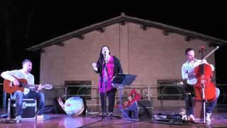 Valentina Ferraiuolo & Trillanima - Iammuci a spusari 31/07/2014
