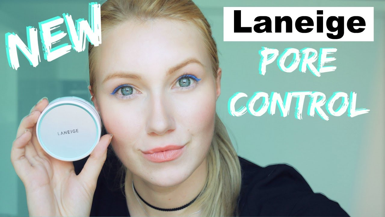 2016 Laneige Pore Control Bb Cushion Review