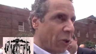 Andrew Cuomo at Gay Pride Parade (Part 2)