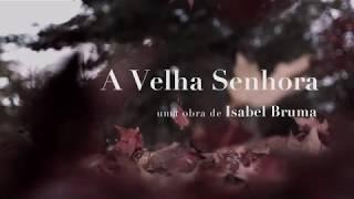 capa de A Velha Senhora de Isabel Bruma