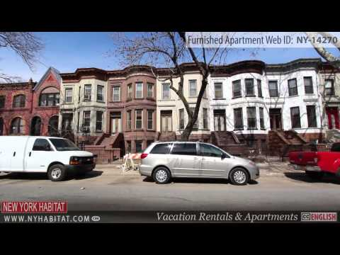 Video Tour of a 1-Bedroom Furnished Apartment in Crown Heights, Brooklyn