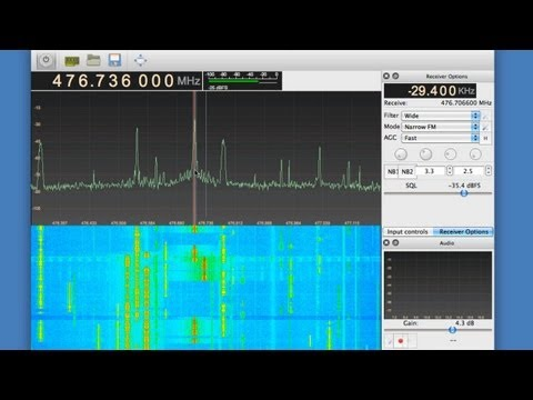 Exploring the Spectrum for $20 with Software Defined Radio (SDR)