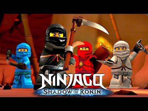 Смотреть онлайн мультфильм лего ниндзяго на русском языке