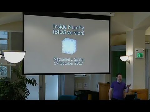 Inside NumPy: how it works and how we can make it better